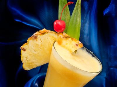 Koktejly na grilu