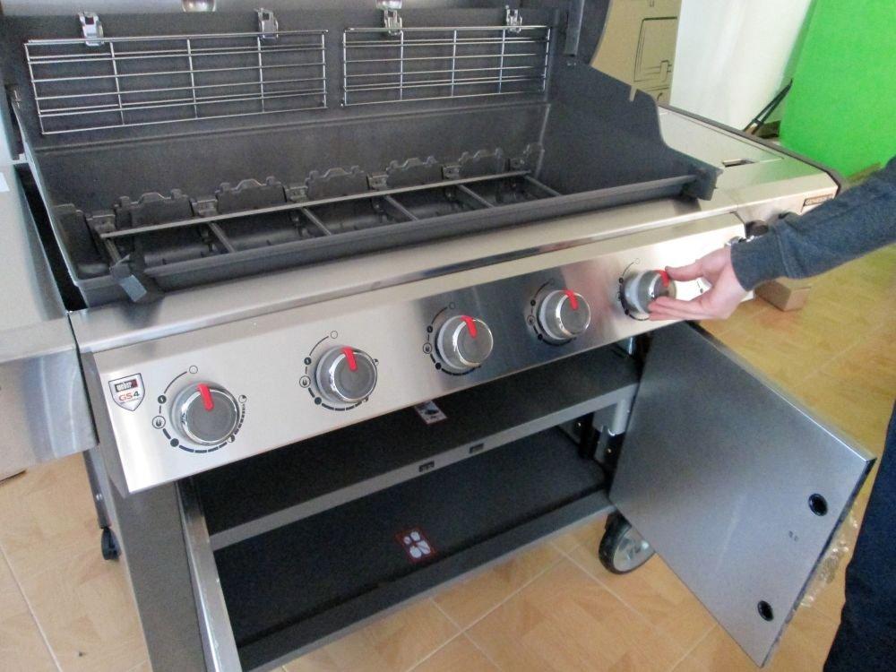Recenze plynového grilu Genesis II LX S-640
