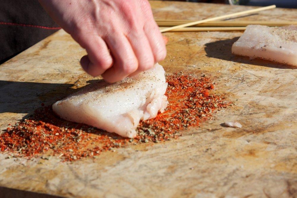 Pět tipů na grilování ryb