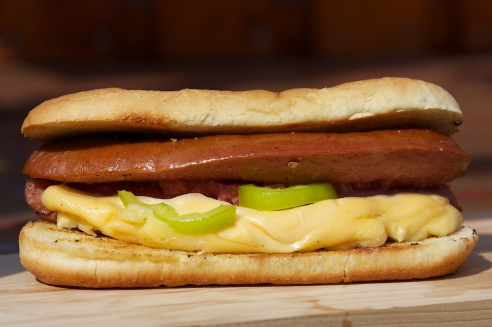Hot dog ? Hot Dog !