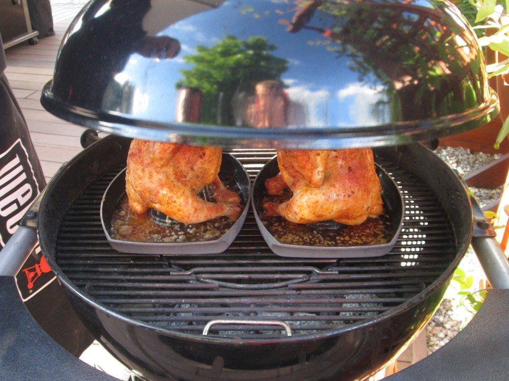 Vydařená barbecue aneb důvod koslavě se vždycky najde