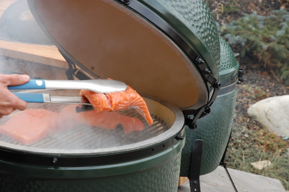 Technika grilování Low and Slow v Big Green Egg