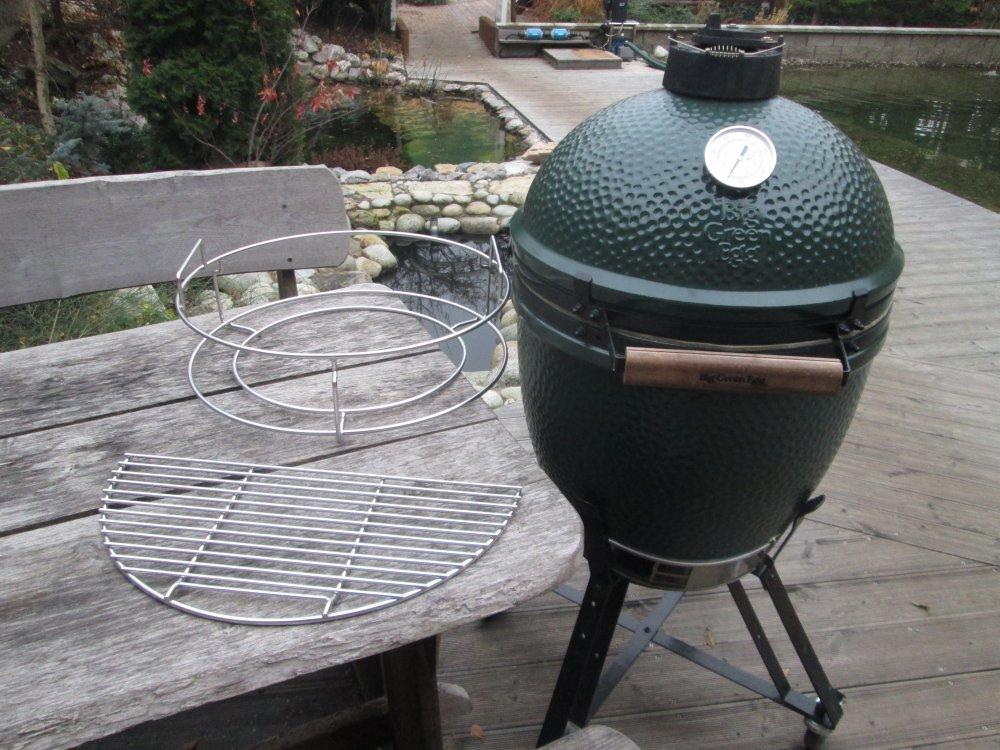 Jak správně využít gril Big Green Egg - 4. díl