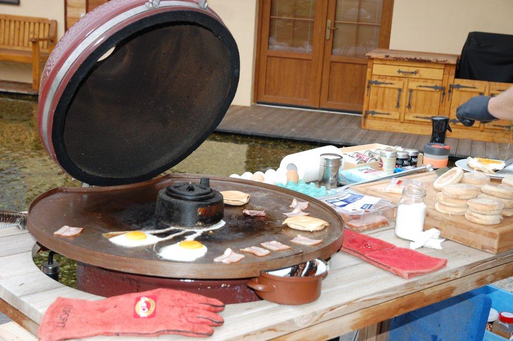 Jak vybrat keramický gril