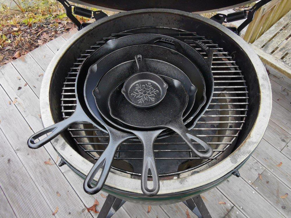 Jak správně používat litinové nádobí Lodge?