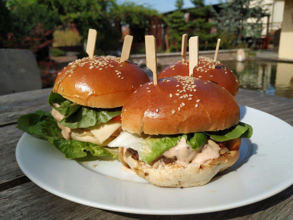 Jednoduché recepty na dětská jídla na grilu